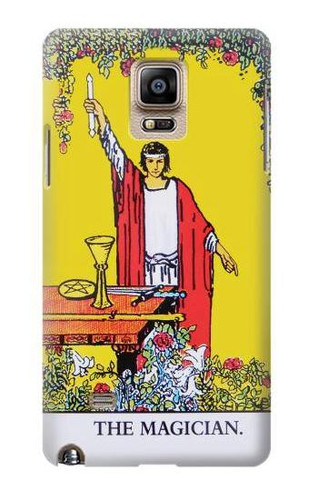 S2806 Tarot Card The Magician Case For Samsung Galaxy Note 4