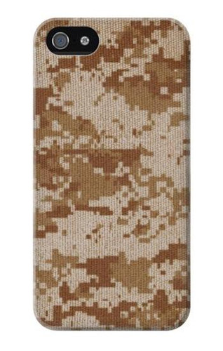 S2939 Desert Digital Camo Camouflage Case For IPHONE 5 5s SE