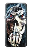 S0222 Skull Pentagram Case For Samsung Galaxy On5