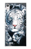 S0265 White Tiger Case For Sony Xperia XA1