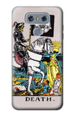 S3008 Tarot Card Death Case For LG G6