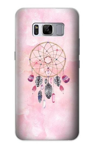 S3094 Dreamcatcher Watercolor Painting Case For Samsung Galaxy S8