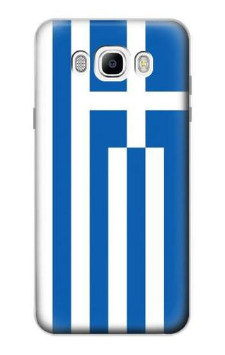 S3102 Flag of Greece Case For Samsung Galaxy J7 (2016)