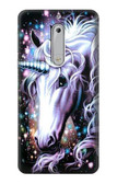 S0749 Unicorn Horse Case For Nokia 5