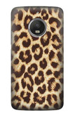 S2204 Leopard Pattern Graphic Printed Case For Motorola Moto G5S
