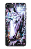 S0749 Unicorn Horse Case For iPhone 8