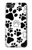 S2904 Dog Paw Prints Case For iPhone 8