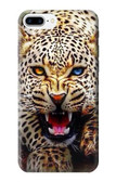 S1932 Blue Eyed Leopard Case For iPhone 8 Plus