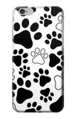 S2904 Dog Paw Prints Case For iPhone 6 6S