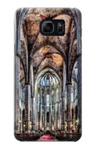 S3210 Santa Maria Del Mar Cathedral Case For Samsung Galaxy S6 Edge Plus