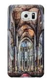 S3210 Santa Maria Del Mar Cathedral Case For Samsung Galaxy S6