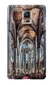 S3210 Santa Maria Del Mar Cathedral Case For Samsung Galaxy Note 4