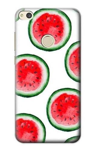 S3236 Watermelon Pattern Case For Huawei P8 Lite (2017)