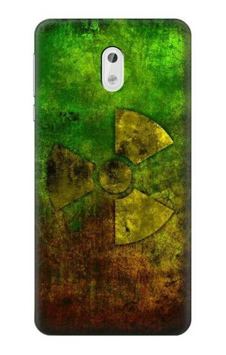 S3202 Radioactive Symbol Case For Nokia 3