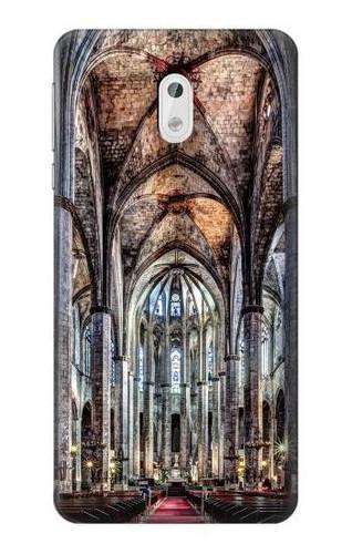 S3210 Santa Maria Del Mar Cathedral Case For Nokia 3