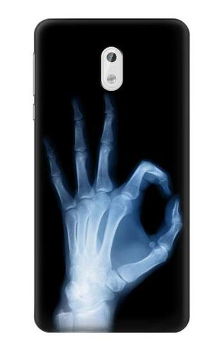 S3239 X-Ray Hand Sign OK Case For Nokia 3