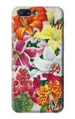 S3205 Retro Art Flowers Case For OnePlus 5