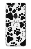 S2904 Dog Paw Prints Case For Google Pixel 2