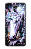 S0749 Unicorn Horse Case For LG X power2, LG X Charge, LG K10 Power, LG Fiesta