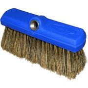Universal Brush 88BH BLUE Hogs Hair Plastic Bumper Blue Foam Brush Head - 4 In. Bristles
