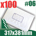 100 x #6 Bubble Mailers 317 x 381mm