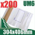 200 x #6 Utility Mailer 304 x 406 mm Tough Bag
