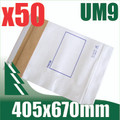 50 x #9 Utility Mailer 405 x 670 mm Tough Bag