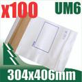 100 x #6 Utility Mailer 304 x 406 mm Tough Bag