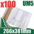 100 x #5 Utility Mailer 266 x 381 mm Tough Bag
