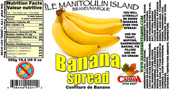 banana-spread