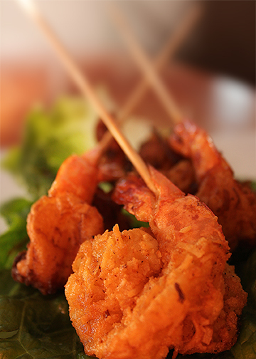 Hawberry Farms Coconut Shrimp