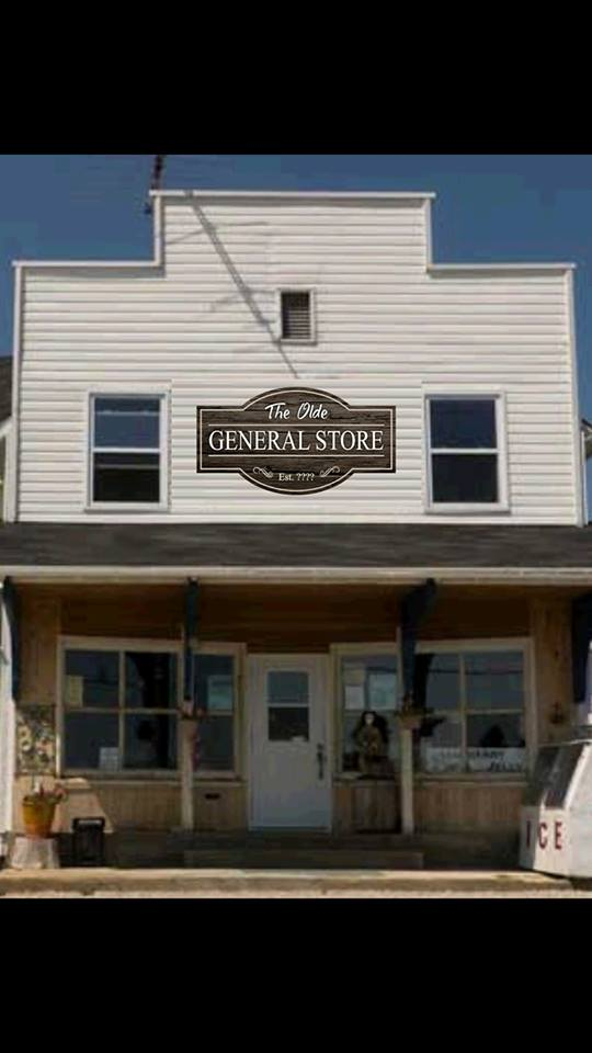 The Olde General Store in Meldrum Bay!