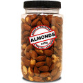 Almonds - Dry Roasted - Unsalted