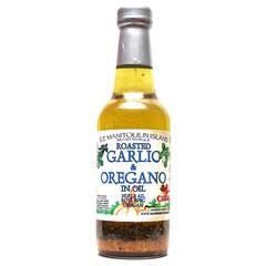 Roasted Garlic and Oregano