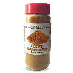 Curry Seasoning.
