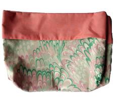 Handmade Reusable Microwaveable Popcorn Bag