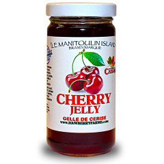 Ontario cherries are amazing! Try some today on your toast or muffin!