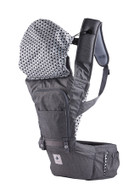 No.5 Waterproof Hipseat Carrier ~ Grey