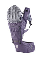NO.5-Waterproof outdoor hipseat carrier ~ Color: Purple