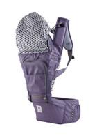 NO.5-Waterproof outdoor hipseat carrier ~ Color: Purple