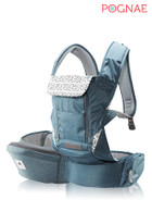 NO.5 Plus ~ Beyond All in One Carrier  [NEWBORN CARRIER] - Color: BLUE