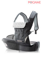 NO.5 Plus ~ Beyond All in One Carrier [NEWBORN CARRIER] - Color: GREY