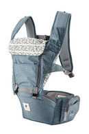 NEO NO.5 ~ Pognae Upgraded Waterproof Hipseat Carrier - Blue