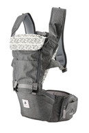 NEO NO.5 ~ Pognae Upgraded Waterproof Hipseat Carrier - Grey