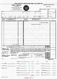 SCCACC-385-4 | Smog Control Work Order - 4 Part Carbonless (8.5'' x 11'') (SCCACC-385-4)