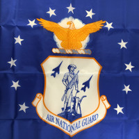 Air National Guard Flag-Made in U.S.A.