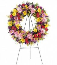 Eternal Garden Wreath