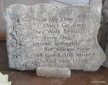They walk beside us