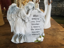 Treasured Memories Small Angel