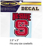 North Carolina State Wolfpack Decal